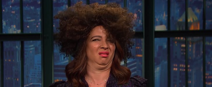 Maya Rudolph's Rachel Dolezal Impression Is Completely Ridiculous and Totally Great