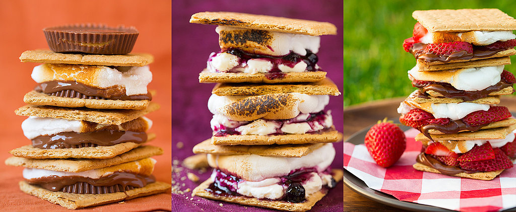 POPSUGAR Shout Out: Mouthwatering S'mores to Make This Summer