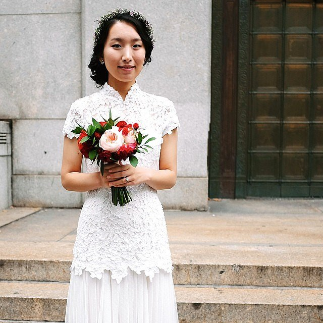 Married In New York Wedding Dress Instagram