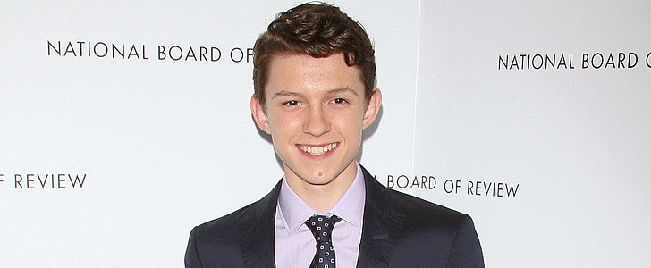 6 Things You Need to Know About Tom Holland, the New Spider-Man