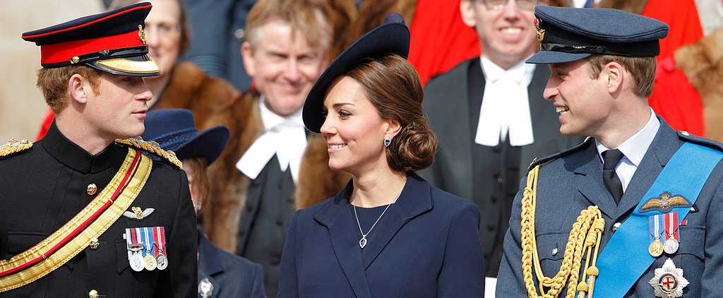 Find Out How Many Millions Will, Kate, and Harry Get as Royal Allowance