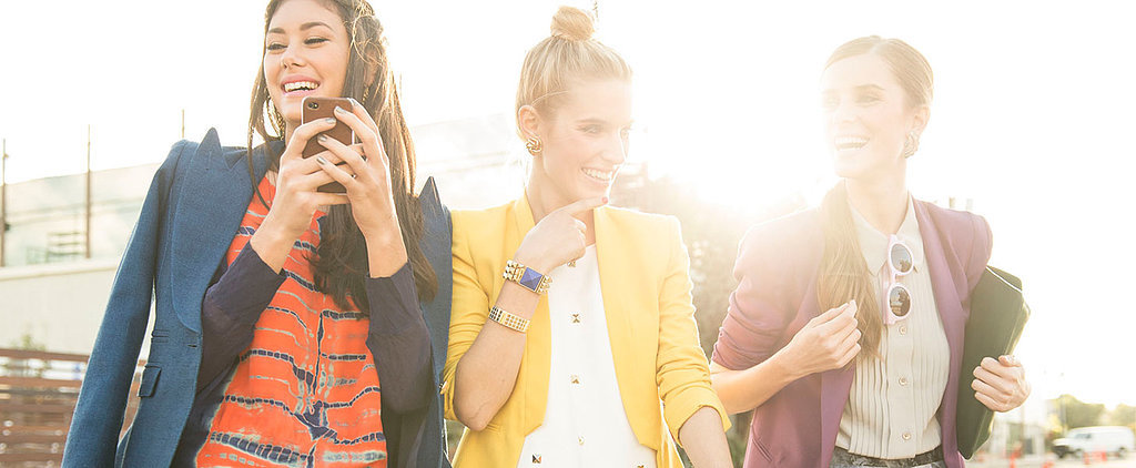 Get Social With POPSUGAR Fashion!