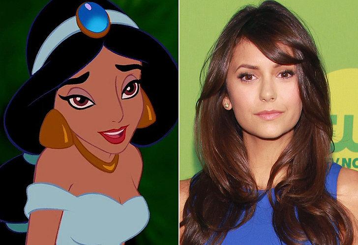 how to look like jasmine the princess