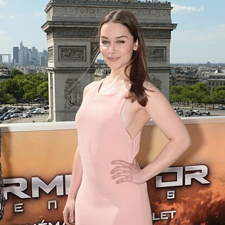 Emilia Clarke Red Carpet and Street Style Pictures