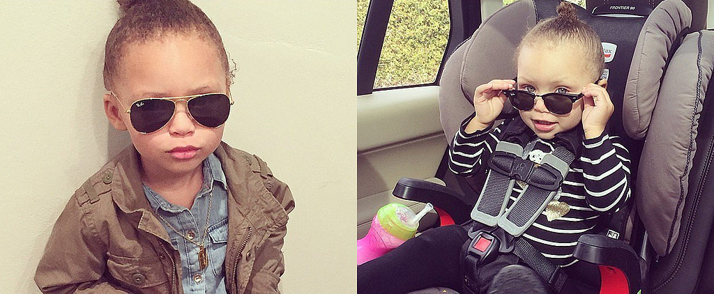 Essential Riley Curry GIFs to Help You Handle Any and Every Situation