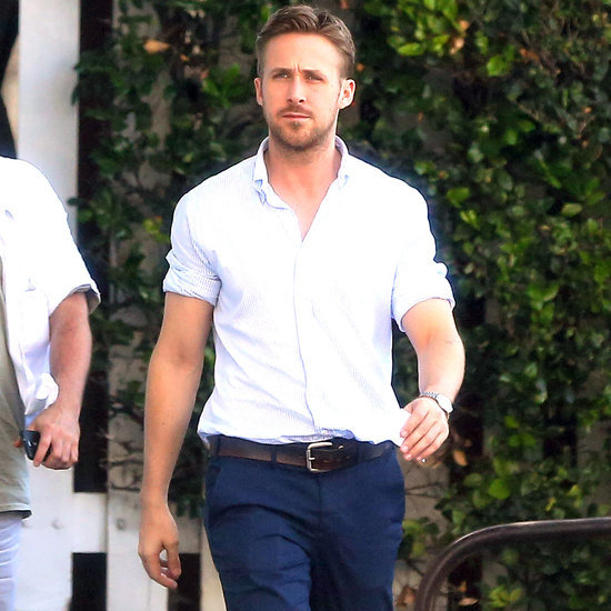 Ryan Gosling Looking Hot in Public | Photos