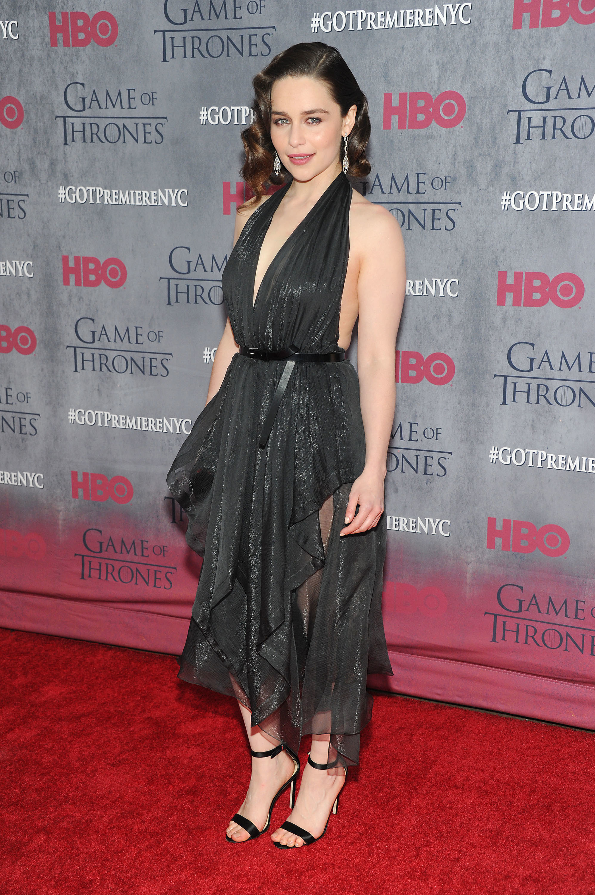 Game of Thrones Premiere 2014 March 2014 Game of Thrones