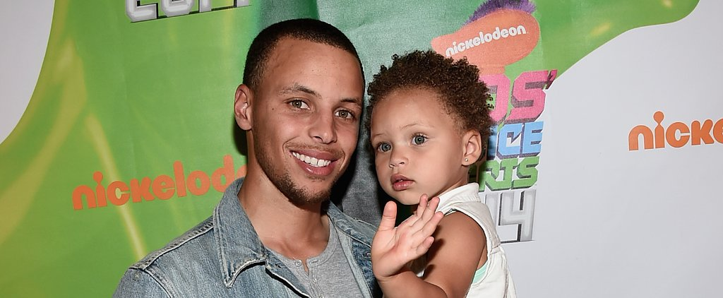 Inside NBA Star Stephen Curry's Gender-Neutral Nursery