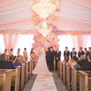 Outdoor Wedding Decor For Indoor Weddings