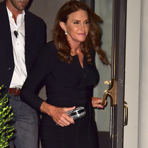 Pictures of Caitlyn Jenner's Night Out in NYC June 2015