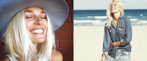 Why Blonde Babe Ashley Hart Is Set to Become Australia's New Fashion Favourite