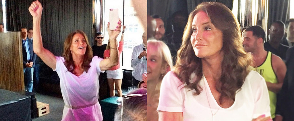 Caitlyn Jenner Lets Loose at NYC Pride — See Her New Pictures!