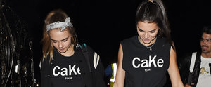 Kendall Jenner and Cara Delevingne Just Wore the Adult Version of a Friendship Necklace