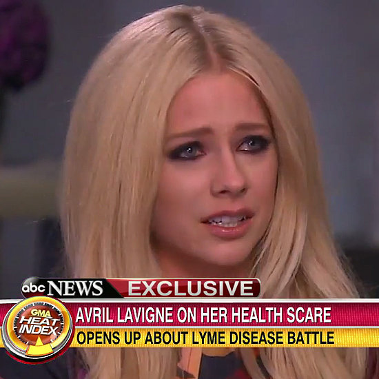 Avril Lavigne Talks About Lyme Disease on GMA | Video
