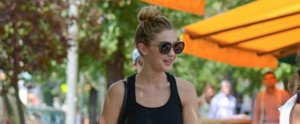 Gigi Hadid Is on a Mission to Make Leggings Socially Acceptable