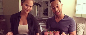 The 5 Most Adorable Things John Legend Said About Chrissy Teigen's Cooking