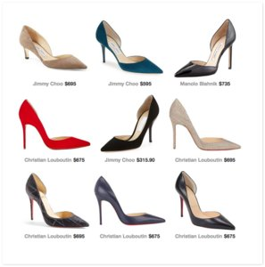 Tuesday Shoesday: d'Orsay pump edition