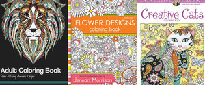 23 Adult Coloring Books That Would Make Perfect Holiday Gifts