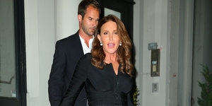 Caitlyn Jenner Kills It In A Bandage Dress