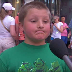 Video Kids Talking About Gay Marriage on Kimmel Live