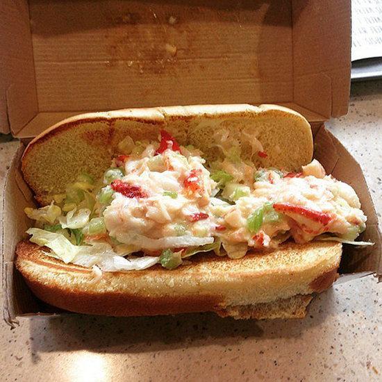 McDonald's Lobster Roll