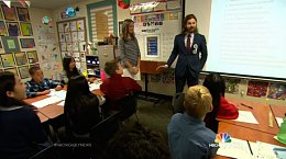 Dan Price Gives a Classroom of Sixth Graders $1,000 College Scholarships