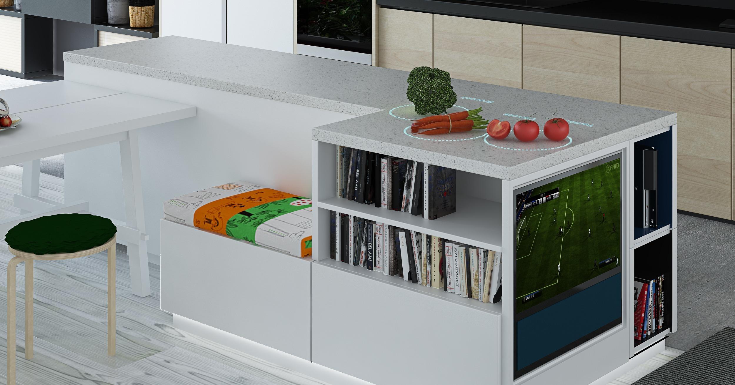 20 Beautiful Ikea Kitchen Work Tops Lentine Marine 66566