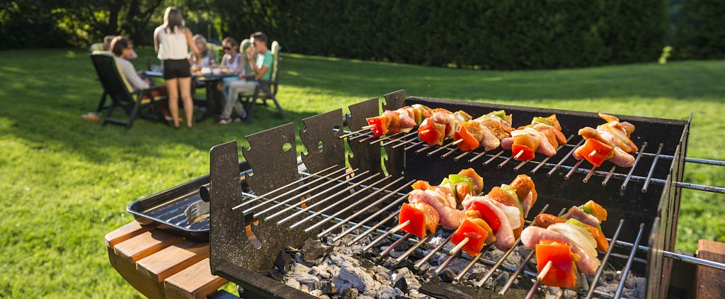 How to Host a Better Barbecue: Tips From the Nutrition Pros