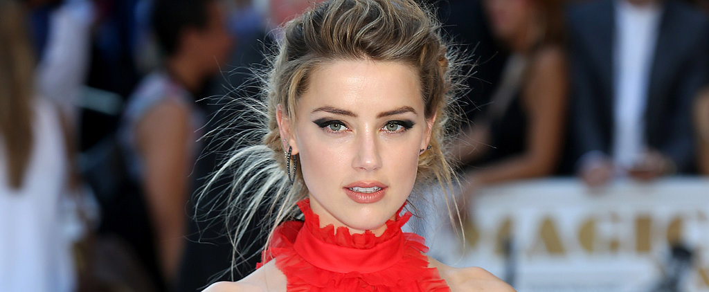 "Amber Heard ""Doesn't Want to Be Defined"" by Her Bisexuality"