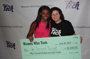 Women Rule The Tech Scene At D.C. Startup Competition