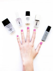 Same Polish, 5 Different Top Coats—See Which One Lasted