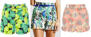35 Pairs of Perfect Printed Shorts to See You Through the Heat Wave