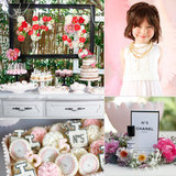 Tori Spelling's BFFs Threw Their Daughter, Simone, a Chanel-Inspired 5th Birthday Party