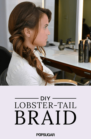 Your Next DIY Braid Needs to Be the Lobster Tail
