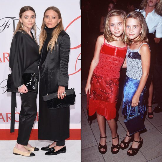 Old Red Carpet Pictures of Celebrities