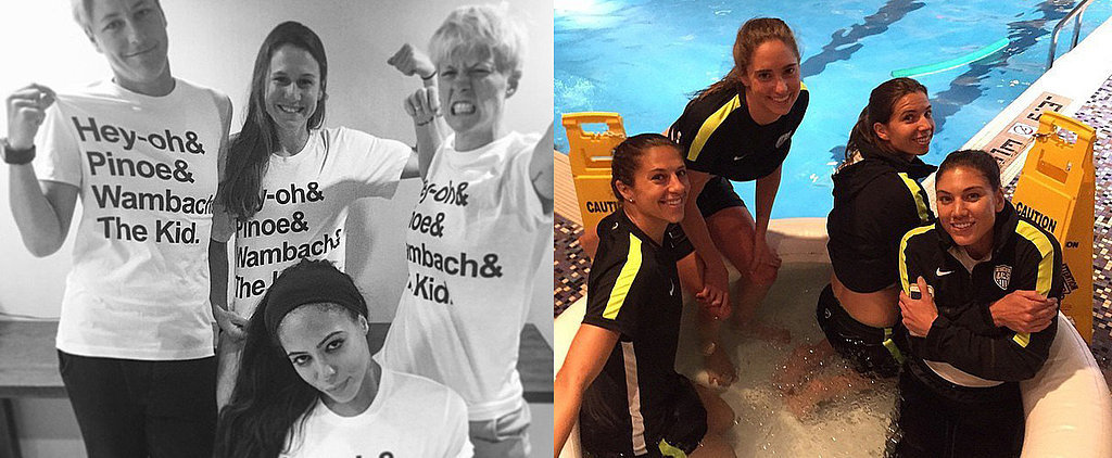 23 Team USA Photos That Will Get You Excited For the Women's World Cup Finals