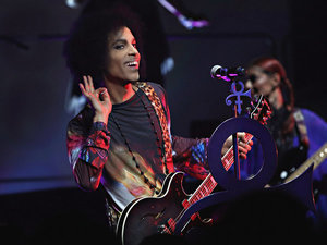 Prince Dropped A New Surprise Song, 'HARDROCKLOVER,' And It's Really Sexy