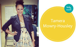 Tamera Mowry-Housley Gives Birth To Baby Girl