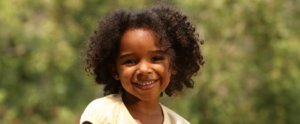 Dear Vogue, Little Girls Wore Natural Hair Long Before North West