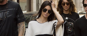 Kendall Jenner Just Made a Sweater Dress Work in the Middle of Summer