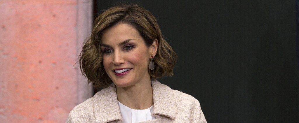 Queen Letizia of Spain Is Setting the Beauty Trends This Summer