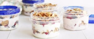 DIY Grab-and-Go Breakfast Parfaits Will Change Your Life
