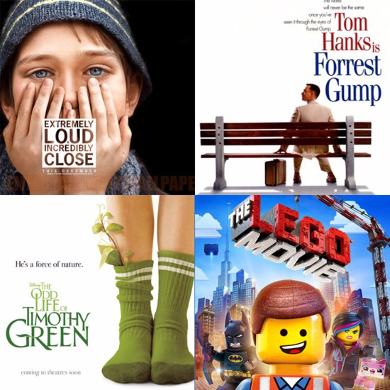 Mother and Son Movies to Watch With Your Kids