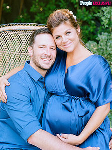 "Tiffani Thiessen Welcomes a ""Sweet"" Son - See His First Photo!"