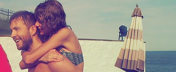 Taylor Swift and Calvin Harris Get a Sweet Head Start on the Fourth of July