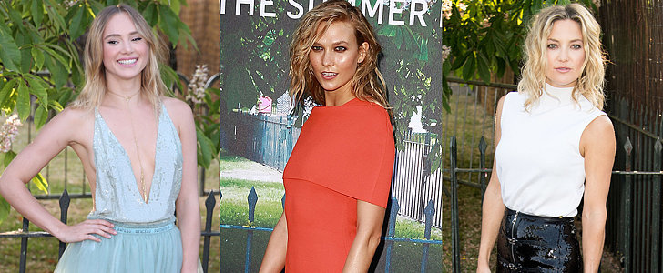 The Stars Started Their Weekend With a Stylish Summer Party