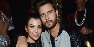 Scott Disick Spotted With Ex-Girlfriend Chloe Bartoli In Monaco