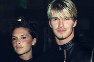 David Beckham Just Posted The Cutest Instagram Celebrating His And Victoria's Anniversary