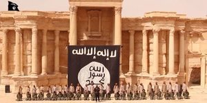 ISIS Releases Video Claiming To Show Mass Execution In Ancient Palmyra