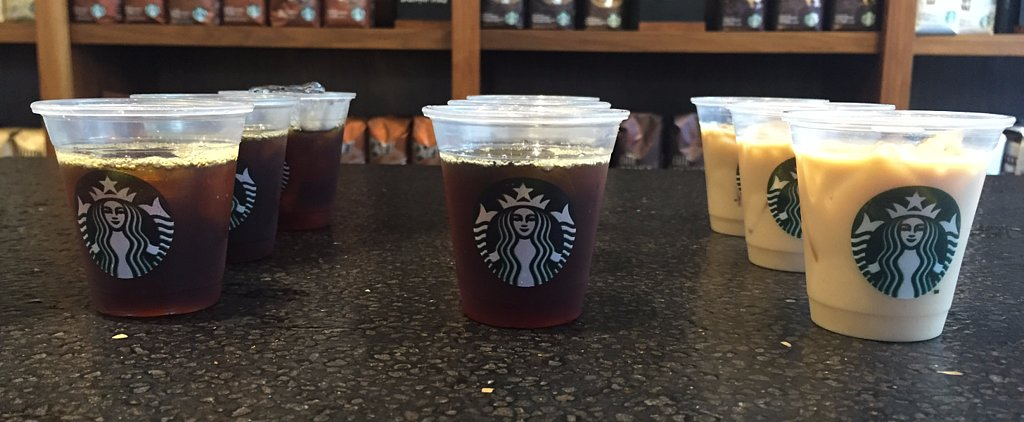 Taste Off: Starbucks' New Cold Brew vs Its Iced Coffee